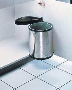 Petite Poubelle Cuisine : hailo 15l une petite poubelle de cuisine non sans d faut ~ Nature-et-papiers.com Idées de Décoration