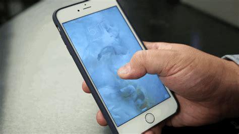 3d touch is apple s new secret weapon techcrunch