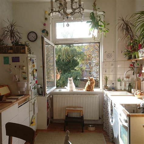 une cuisine pleine de vie en  decor dappartement