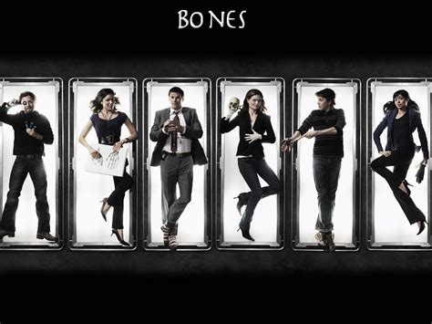 Watch more content than ever before! wallpaper : Bones Series TV fond d'écran