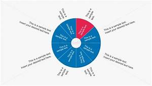 Creative Circle Diagrams With Steps For Powerpoint