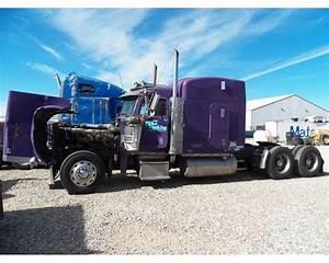 2000 Peterbilt 379 Sleeper Truck For Sale