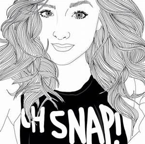 Dibujos Chica tumblr Girl TUMBLR | Super chicas Tumblr ...