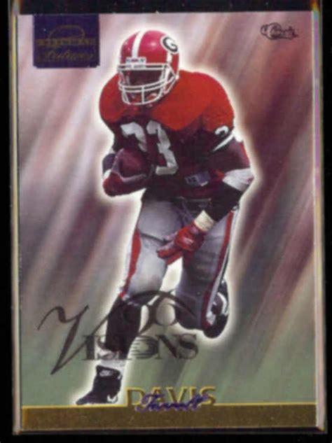 Terrell Davis 1996 Classic Visions Freshman Futures 144