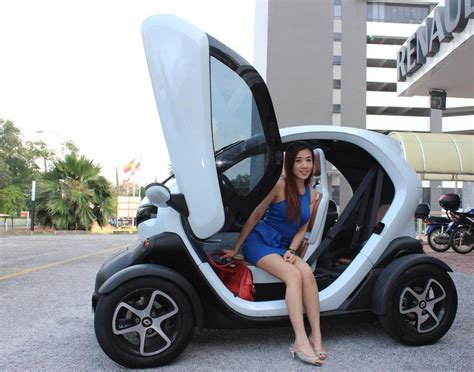 All-Electric Renault Twizy Now Available in Malaysia   DSF.my