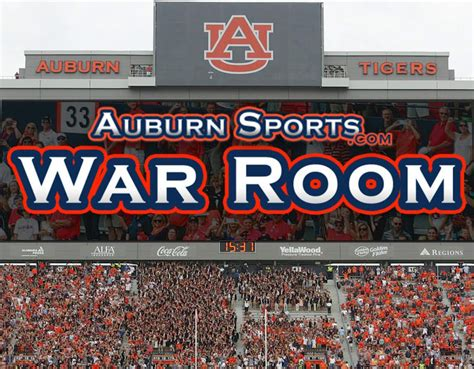 auburnsports  war room