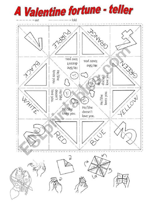 origami fortune teller instructions  jadwal bus