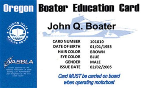 Age For Boating License In Nc by Oregon Boating License Boat Safety Course Boat Ed 174