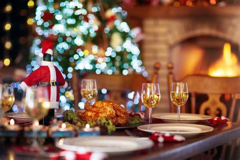 stress  kerstdiner heel veel mensen houden het simpel