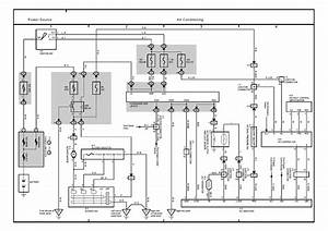 Ac Repair Diagram 2011 Toyota Rav4
