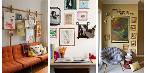 alternative framing ideas   hang pictures