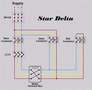 Wiring Diagram Motor Star