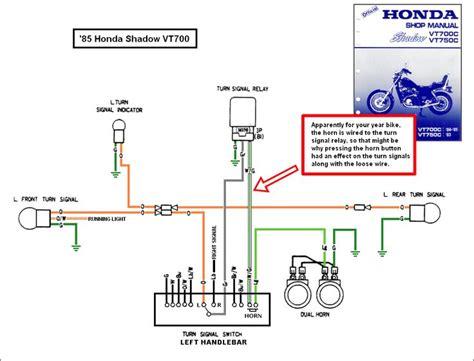 Honda Shadow Wiring Diagram Images