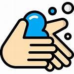 Hands Washing Wash Lavarse Manos Coronavirus Prevention
