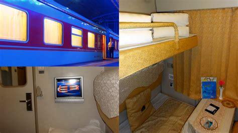 Shenyang In Luxury Soft Sleeper Train