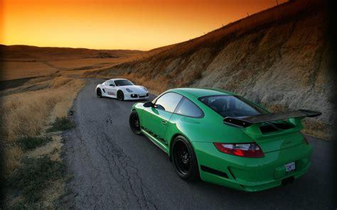 Car, Porsche, Porsche 911 Gt3 Rs, Porsche 911, Sunset