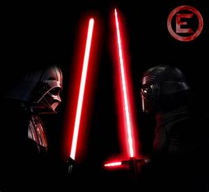 Gif Kylo Ren Darth Vader
