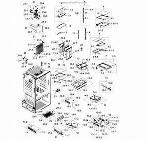 Parts For Samsung Rf28hdedbsr  Aa    0010  Frdige Parts