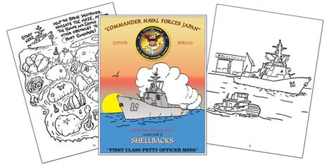 Custom Promotional Coloring Books Military