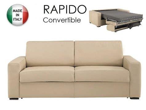 canapé convertible rapido cuir canapes lits tous les fournisseurs canape lit