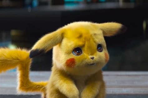 Detective Pikachu Trailer Seriously Debating Live Action