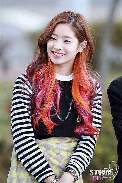 Dahyun Rambut Korea Kpop Pop Hairstyles Terbaru