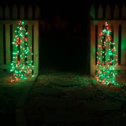 diy christmas lights make a tomato cage christmas tree christmas lights etc blog