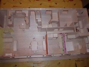 comment construire une maquette de maison l39impression 3d With maquette de maison facile a faire