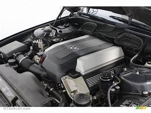 2000 Bmw 7 Series 740i Sedan 4 4 Liter Dohc 32