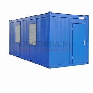 20 Fuß Container In Meter : container sanit rcontainer 20 fu ~ Frokenaadalensverden.com Haus und Dekorationen