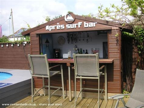 Backyard Pub by Up The Shed Is An Entrant For Shed Of The Year 2012 Via