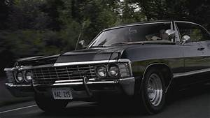 Supernatural Impala Wallpaper - WallpaperSafari