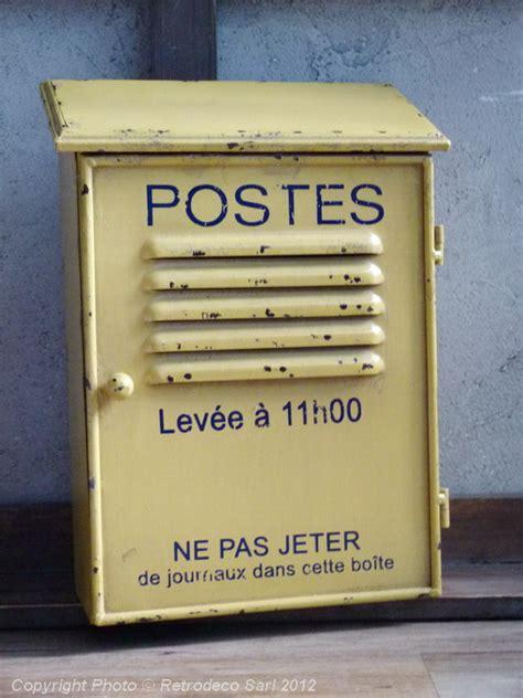 bureau de poste 18 boîte à clés postes antic line déco brocante seb10518