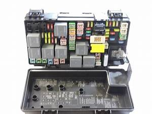 2009 Journey Grand Caravan Town Country Integrated Fuse Box