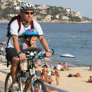 siege velo devant siege enfant avant velo le vélo en image