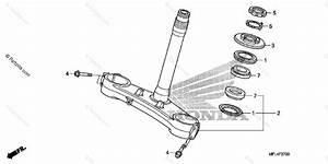 Harness Diagram 05 Honda Cbr1000rr