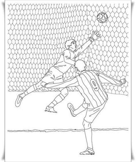 ausmalbilder zum ausdrucken ausmalbilder fussball