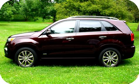 2012 Kia Sorento Review by 2012 Kia Sorento Sx Review