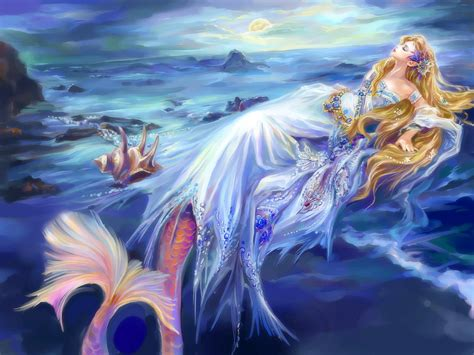 Anime Mermaid Wallpaper - mermaid anime mobile wallpapers 11419 amazing wallpaperz