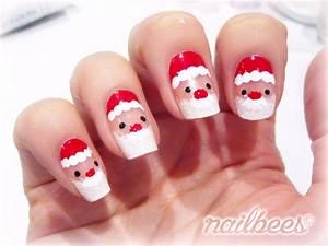 Christmas Nail Designs | nailbees
