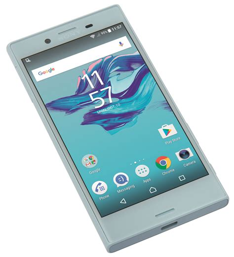 sony xperia x compact review best small android smartphone