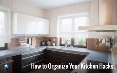 ways to organize a small kitchen ᑐ19 surprising ways to φ φ organize organize your kitchen 9606