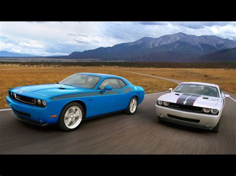 Dodge Challenger Se Rallye 2009 Photo 46742 Pictures At