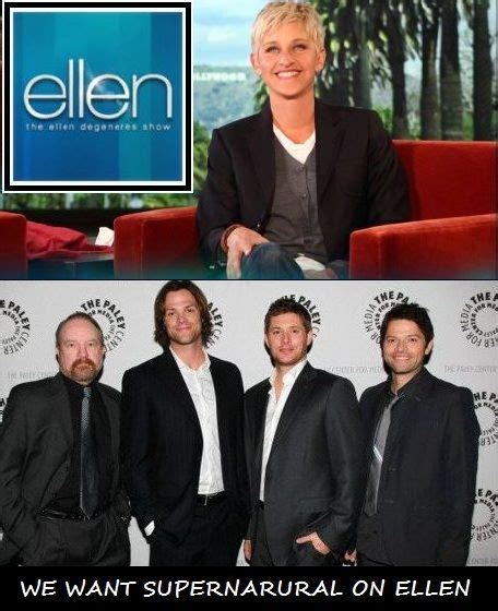 Jared Padalecki, Jensen Ackles, Misha Collins, & Jim ...