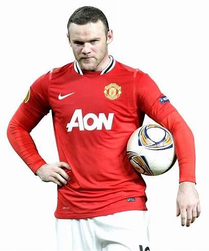 Rooney Player Football Transparent C20 Championship Bronze