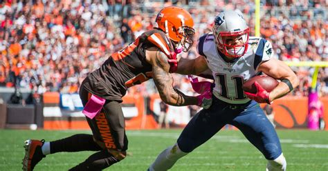 nfl schedule leak  highly anticipated browns patriots