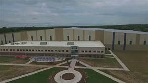 Grand Park Events Center Aerial Tour - YouTube