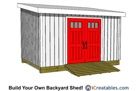 free 10x16 shed plans 10x16 shed plans diy shed designs backyard lean to