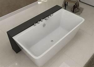 Robinet Baignoire Ilot : baignoire avec robinet int gr baignoire lot baignoire ~ Nature-et-papiers.com Idées de Décoration