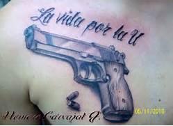 Bullet Shell Tattoo